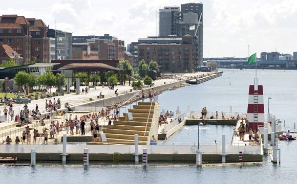 哥本哈根的泳池02