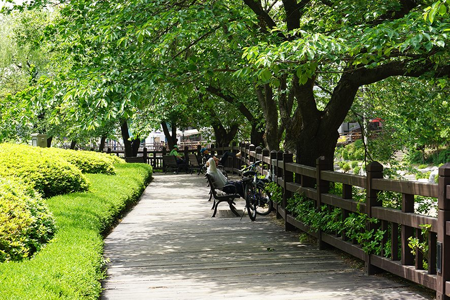 安養公共藝術計畫07_散步道
