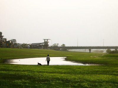 宜蘭河濱綠廊