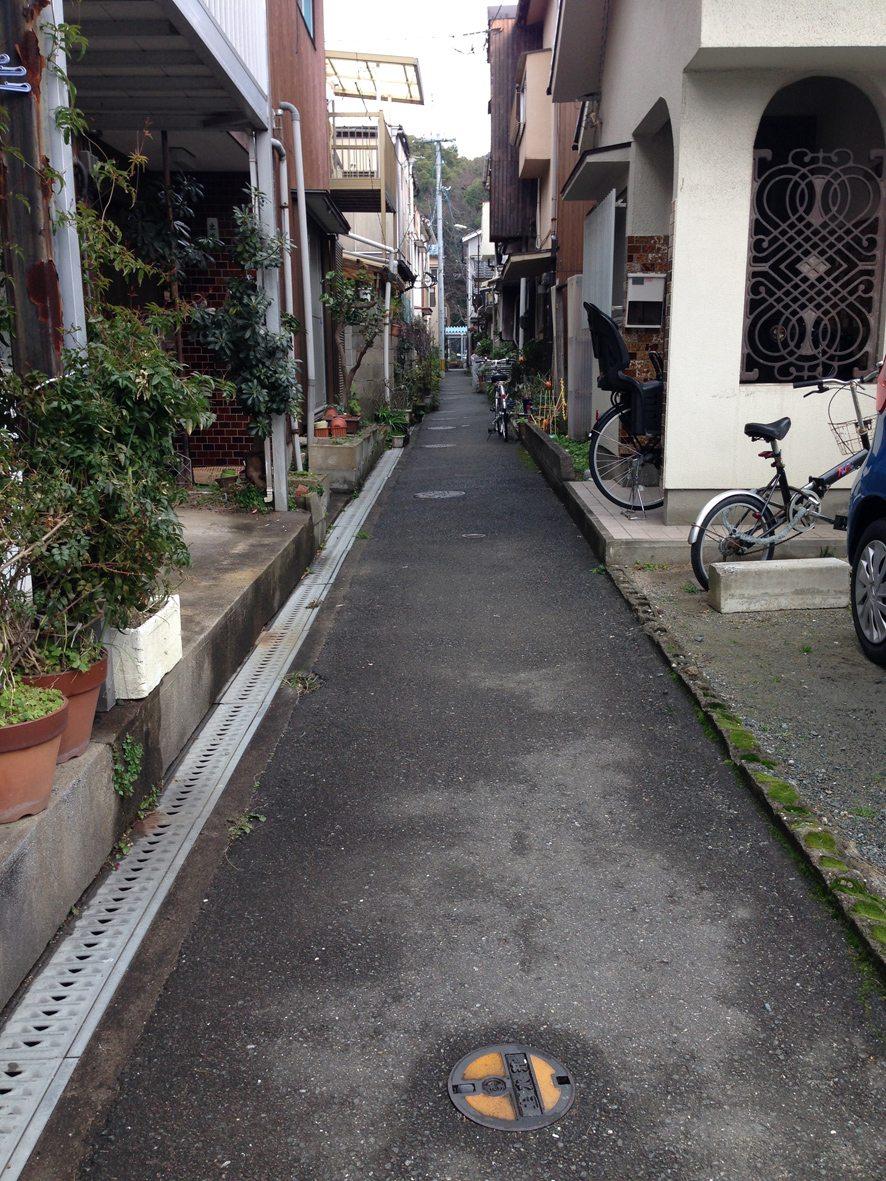 人行道行步行49