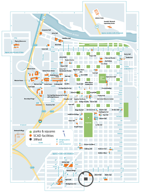 scad map