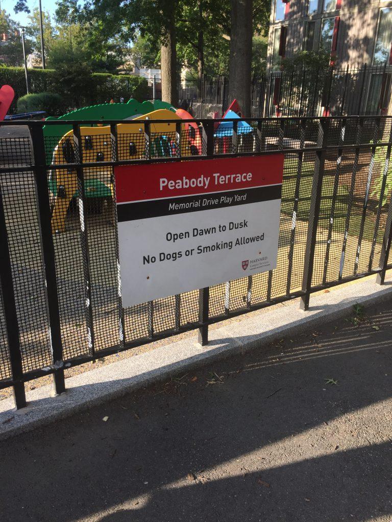 兒童遊戲場的安全設施及規範